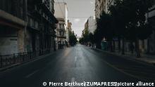 Griechenland Corona-Pandemie | Athen
