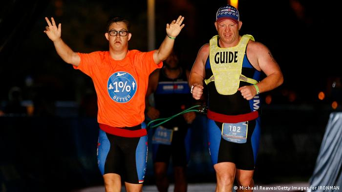 USA Ironman Florida 2020 | Chris Nikic
