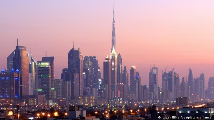 BAE'nin en büyük kenti Dubai