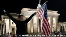 Deutschland Berlin US Wahl 2020