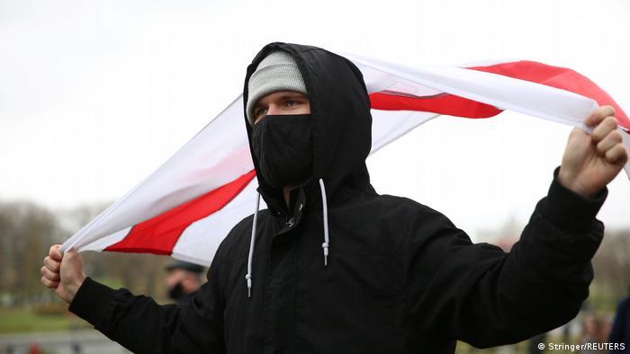 Білоруси знову виходять на протести (архівне фото)