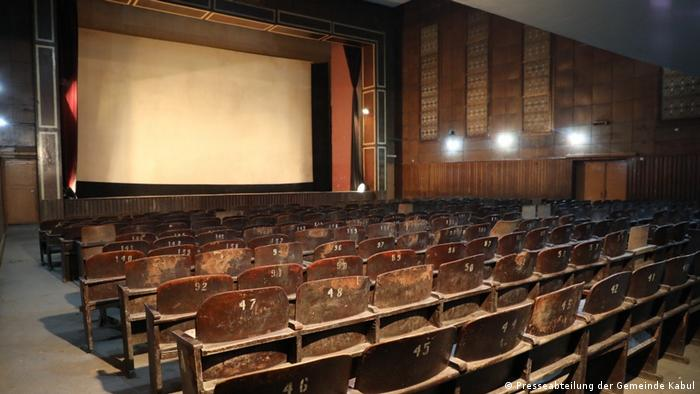 Park Kino in Afghanistan