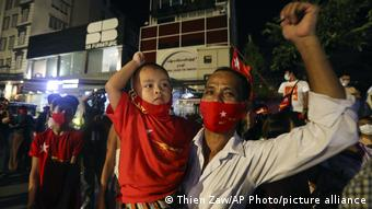 Wahlen in Myanmar