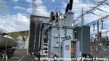 Brasilien Stromausfälle in Amapa