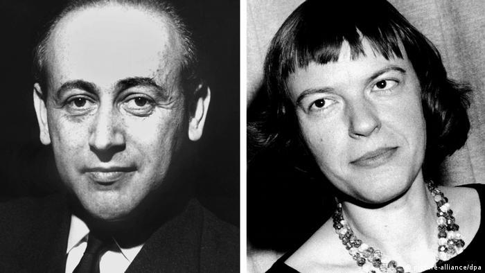 Paul Celan and Ingeborg Bachmann