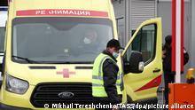 Russland Krankenwagen