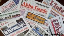 Tschad Zeitungen