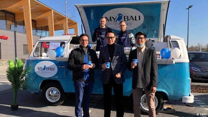 Promosi kopi Indonesia di Jerman
