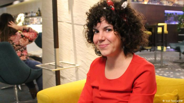Magistrica socijalne pedagogije Tanja Šarić