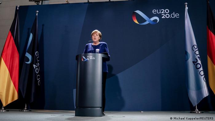 Angela Merkel zur US Wahl 2020 Joe Biden