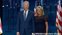 New First Lady Jill Biden