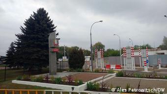 КПП на белорусско-польской границе