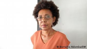Angola Luanda Aktivist Laura Macedo
