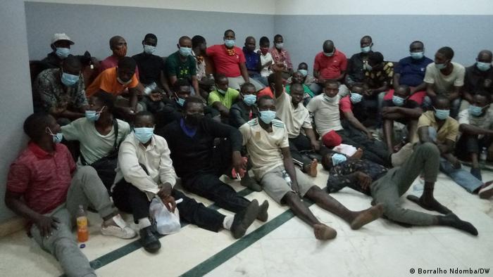 Angola Luanda Aktivisten