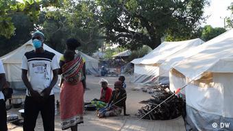 Mosambik I Tausende Vertriebene fliehen vor den Angriffen in Cabo Delgado