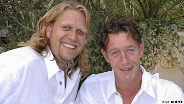 Andreas Hochrein-Magreit and Axel Hochrein - Heirat Ehe
