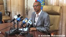 Agegnehu Teshager, neuer Präsident der Amhara Region in Äthiopien