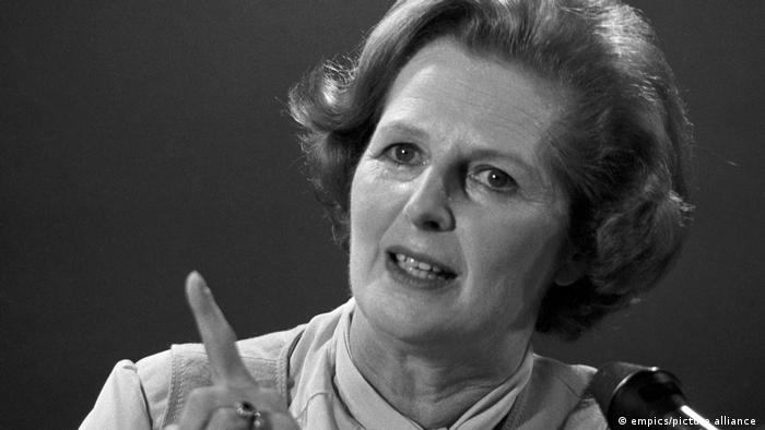 Margaret Thatcher (empics/picture alliance )