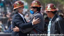 Ex-Präsident Morales kehrt nach Bolivien zurück
