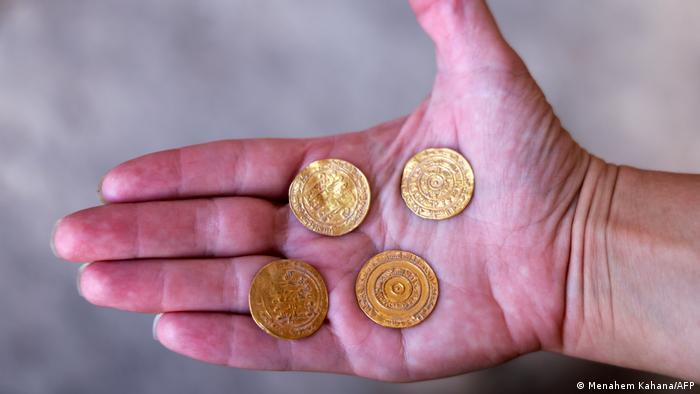 vier Goldmedaillen in Jerusalem
