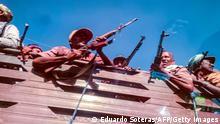 Unruhen in Äthiopien