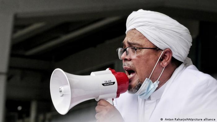 Rizieq Shihab Ketua FPI