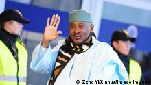 Mali Ex-Präsident Amadou Toumani Toure