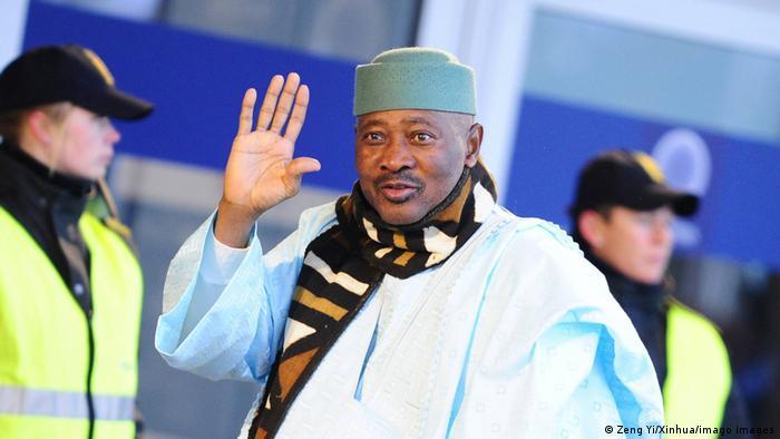 Amadou Toumani Touré part au moment où le Mali est plongé dans une grave crise
