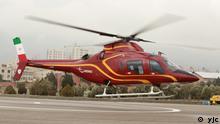 Saba Hubschrauber, Hergestellt im Iran
