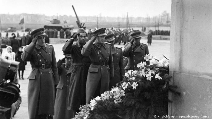 Берлин, 23 февраля 1949 года