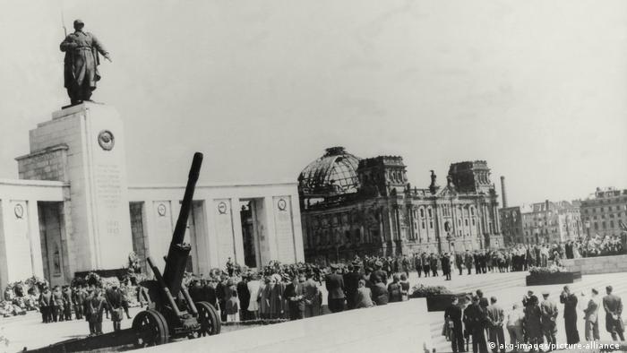 Берлин, 9 мая 1949 года