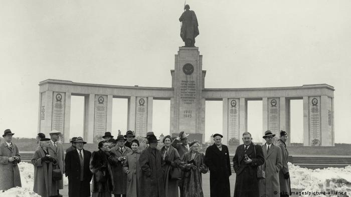 Берлин, 1955 год