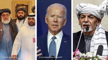 Biden-Ghani meeting: Afghan president makes last-ditch effort to stop Taliban gains