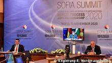 Bulgarien, Sofia | EU-Westbalkan Gipfel, 10.11.2020
