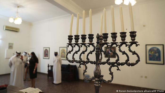 العمل جار لإعادة فتح الكنيس اليهودي في البحريني للمصلين العام المقبل