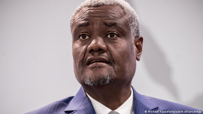 Moussa Faki Afrikanische Union
