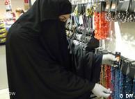 Una joven musulmana, en Colonia.