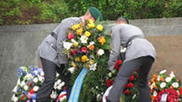 Do tej pory 1 września wieńce są składane w Berlinie tradycyjnie pod pomnikiem Żołnierza Polskiego na Friedrichshain