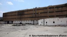 Syrien | Gefängnis in Aleppo
