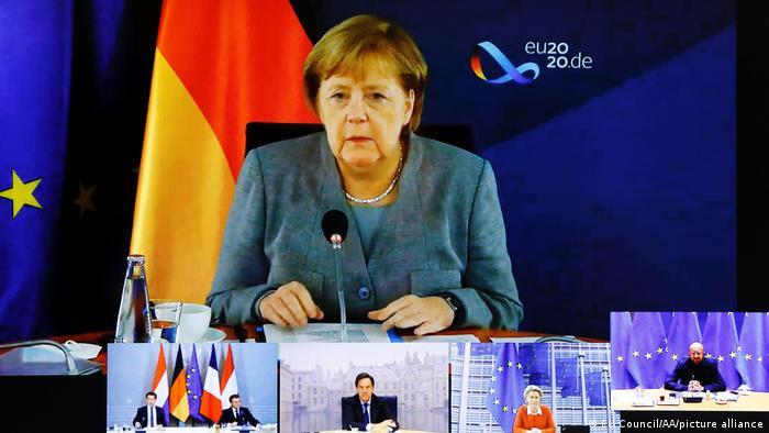 Cancelara federală Angela Merkel
