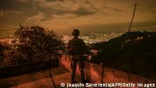 Kolumbien I Polizei in Antioquia