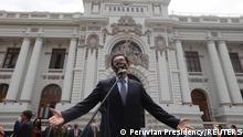 Peru I Martín Vizcarra in Lima