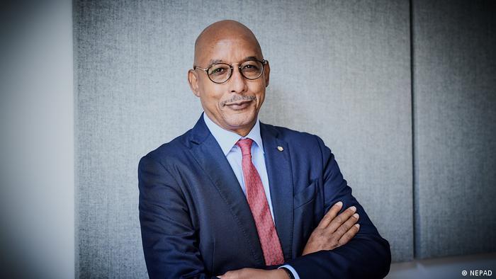 Ibrahim Mayaki est le directeur exécutif du Nepad depuis 2009
