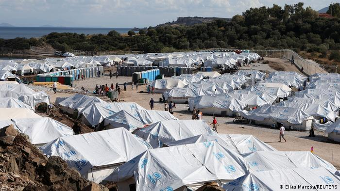 Kara Tepe Sığınmacı Kampı