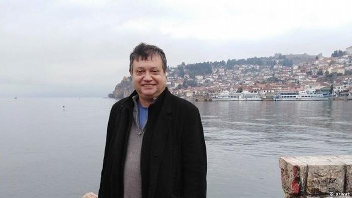Bulgarien Geschichtswissenschaftler Stefan Detchev
