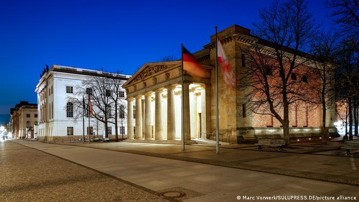 Deutschland Die Neue Wache in Berlin (Marc Vorwerk/SULUPRESS.DE/picture alliance)