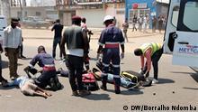 Angola Luanda Jahrestag Unabhängigkeit Polizeigewalt