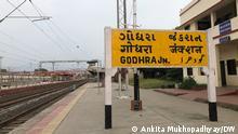 Indien Gujarat |Bahnhof