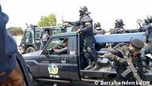 Angola Luanda Spezialeinheit der Polizei