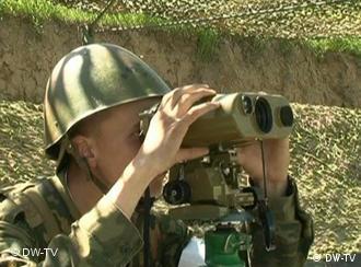 Таджикские пограничники приведены в состояние боевой готовности